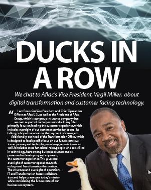 Virgil Miller Interview - AFLAC