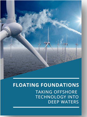 Floating foundations - Taking offshore technology into deep waters