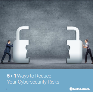 Whitepaper: 5+1 Ways to Reduce Cybersecurity Risks
