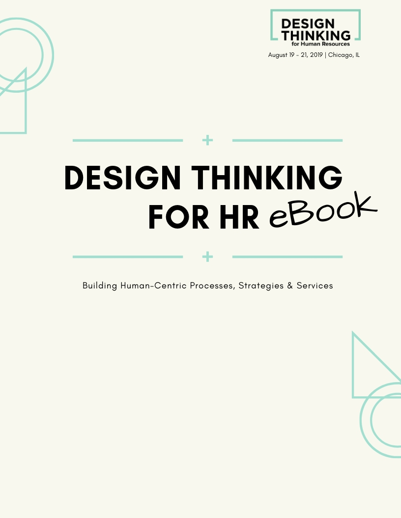Applying Design Thinking to HR