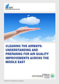 Cleaning The Airways: Understanding And Preparing For Air Quality Improvements Across The Middle East