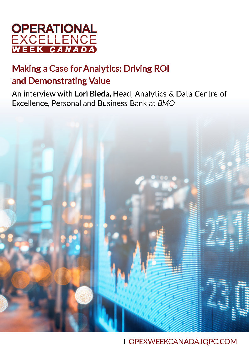 Making a Case for Analytics: Driving ROI and Demonstrating Value