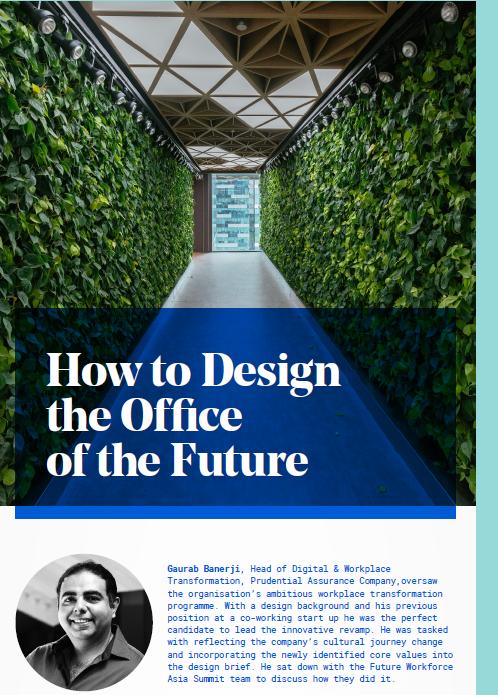 How Einstein inspired a future workplace