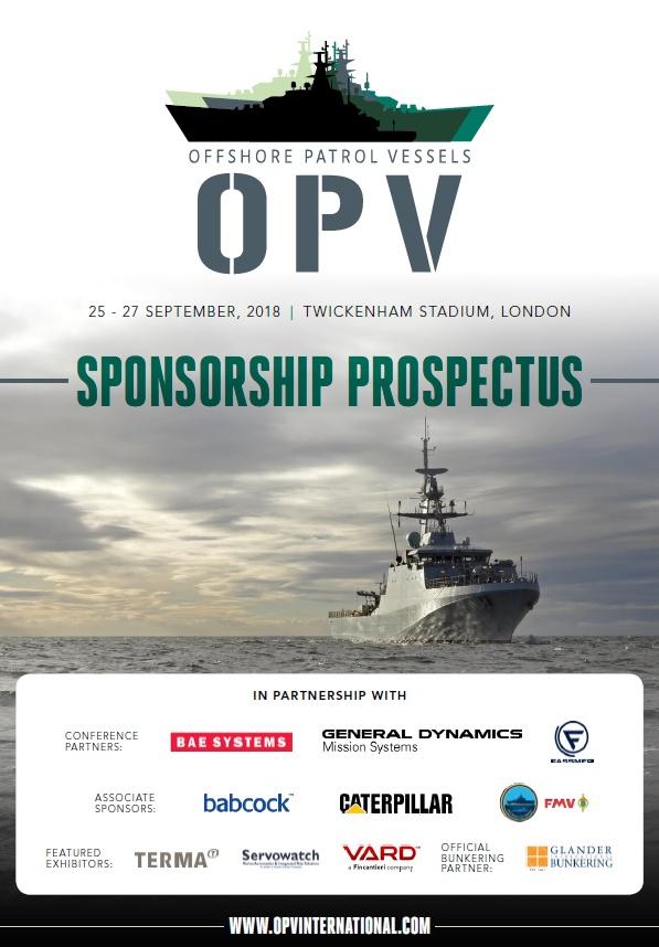 OPV Sponsorship Prospectus