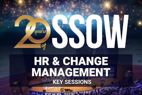 Key Sessions at SSOW 2020 | HR & Change Management