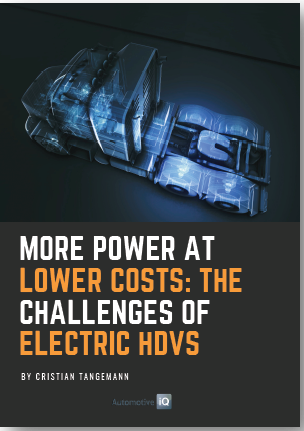 """More Power at Lower Costs: The Challenges of Electric Heavy Duty Vehicles"" - Exclusive Article - 2019"