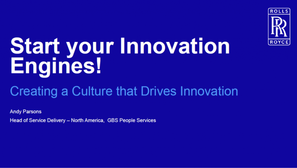 Create a Culture that Drives Innovation