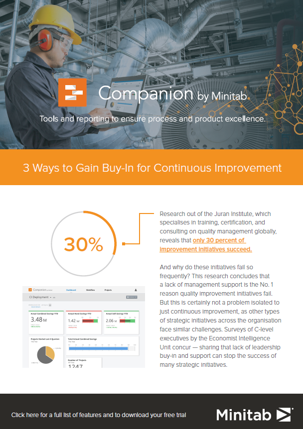3 Ways to Gain Buy-In for Continuous Improvement