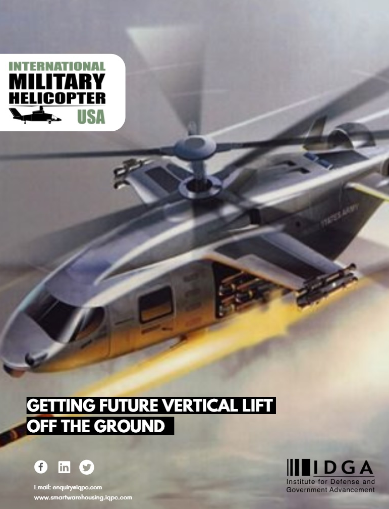Getting Future Vertical Lift Off the Ground