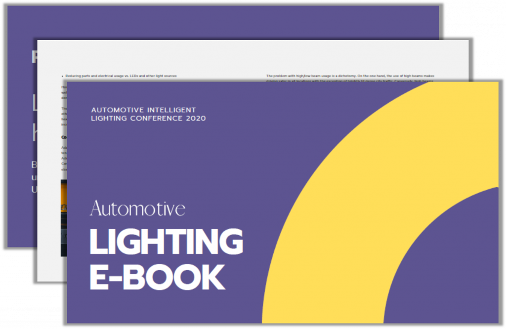 Lighting eBook: Leading Lighting Technologies and Laser Light in Headlamps