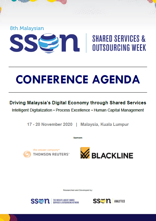 Download the latest 8th Malaysian Shared Services & Outsourcing Week Agenda