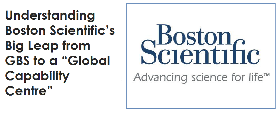 "Understanding Boston Scientific's Big Leap from GBS to a ""Global Capability Centre"""