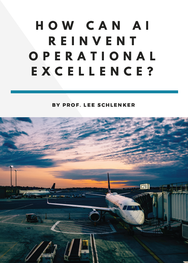 Report on how can AI Reinvent Airport Operational Excellence