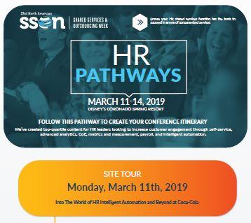 HR Attendee Pathway
