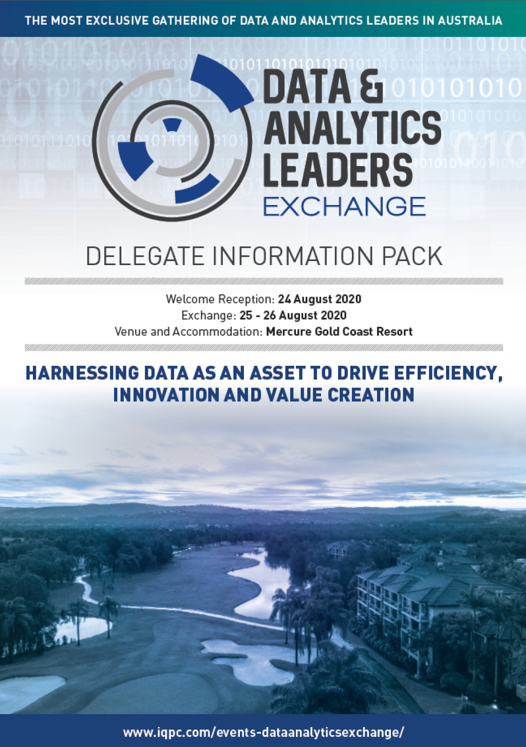 Data & Analytics Leaders Exchange 2020 Agenda