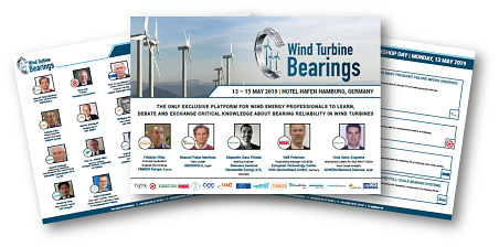 Wind Turbine Bearings Agenda 2020