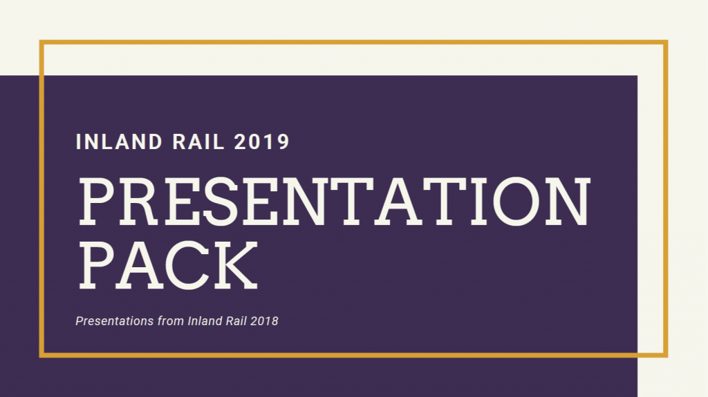 Inland Rail Presentation Pack