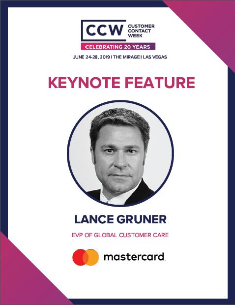 Lance Gruner - Keynote Feature