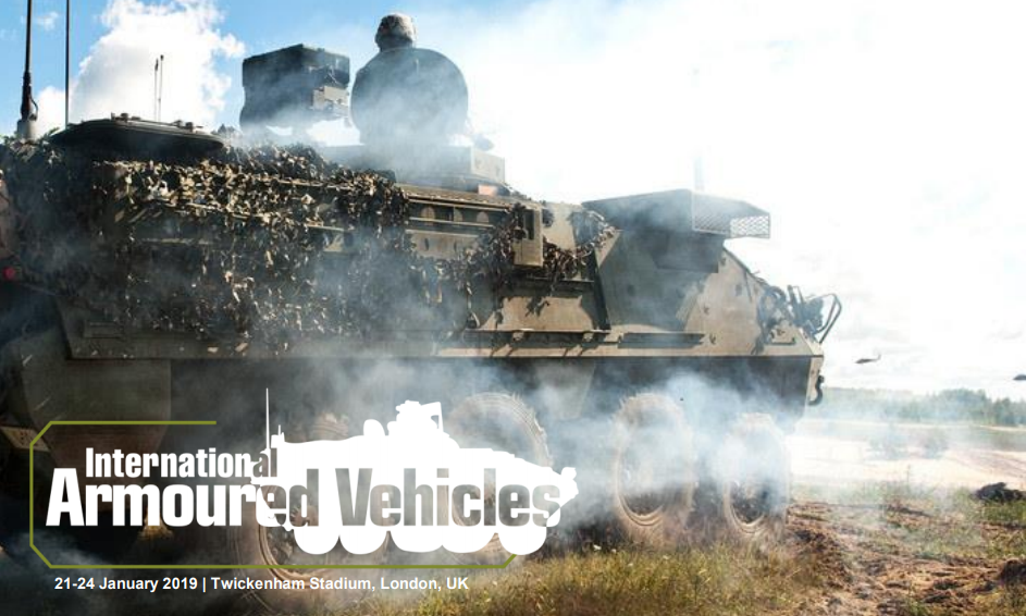 International Armoured Vehicles - 2019 Event Brochure