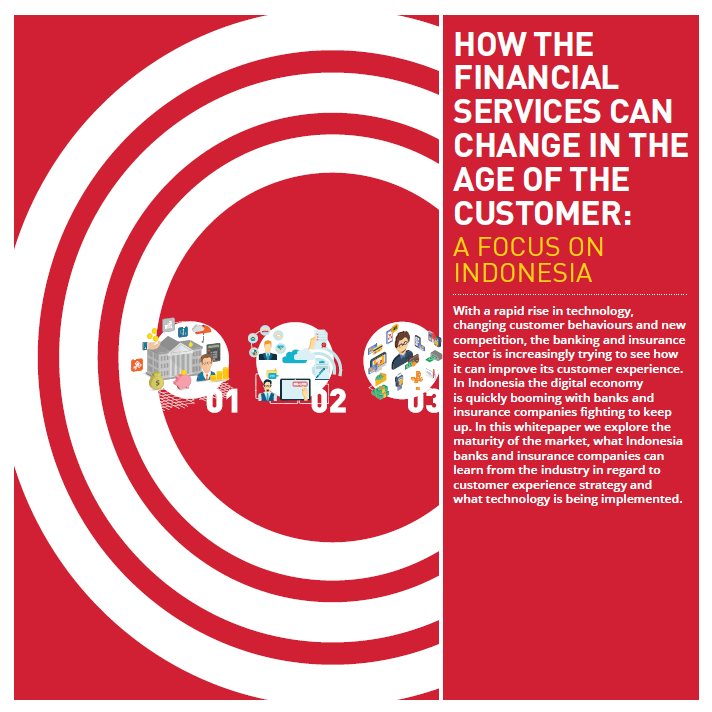 How The Financial Services Can Change in the Age of the Customer