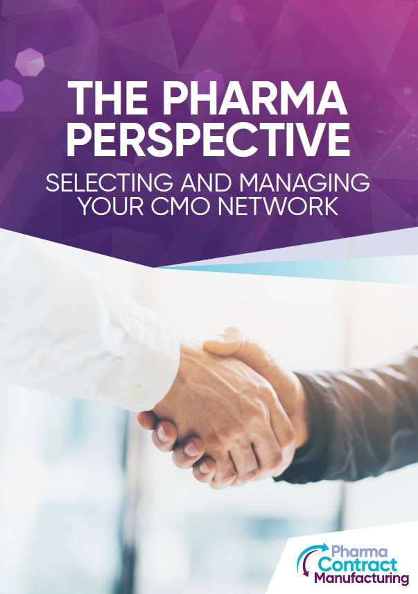 The Pharma Perspective: Selecting and Managing Your CMO Network
