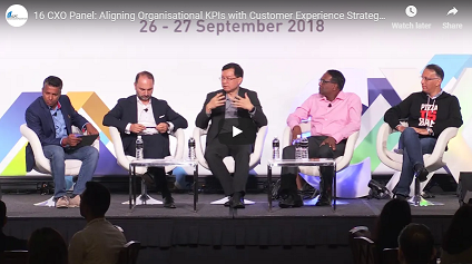 CXO Panel: Aligning Organisational KPIs with Customer Experience Strategy