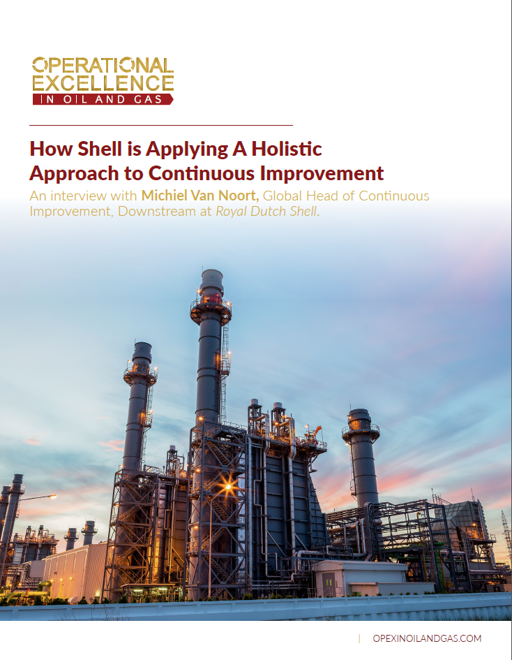 How Shell is Applying a Holistic Approach to Continuous Improvement