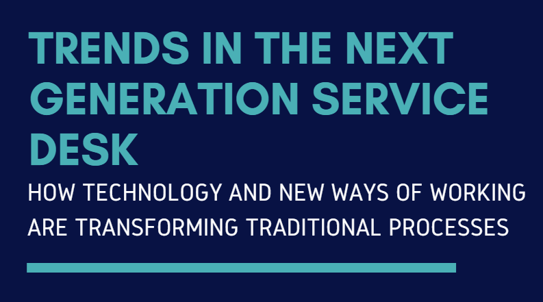 How Technology and New Ways of Working are Transforming Traditional Processes