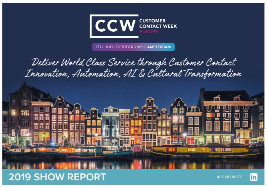 CCW 2020 - spex- 2019 post show report