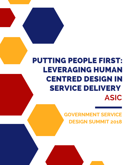 Putting People First: Leveraging Human Centred Design in Service Delivery