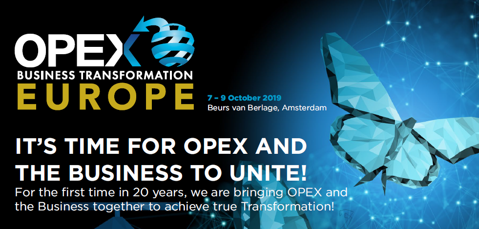 OPEX & Business Transformation Europe Brochure