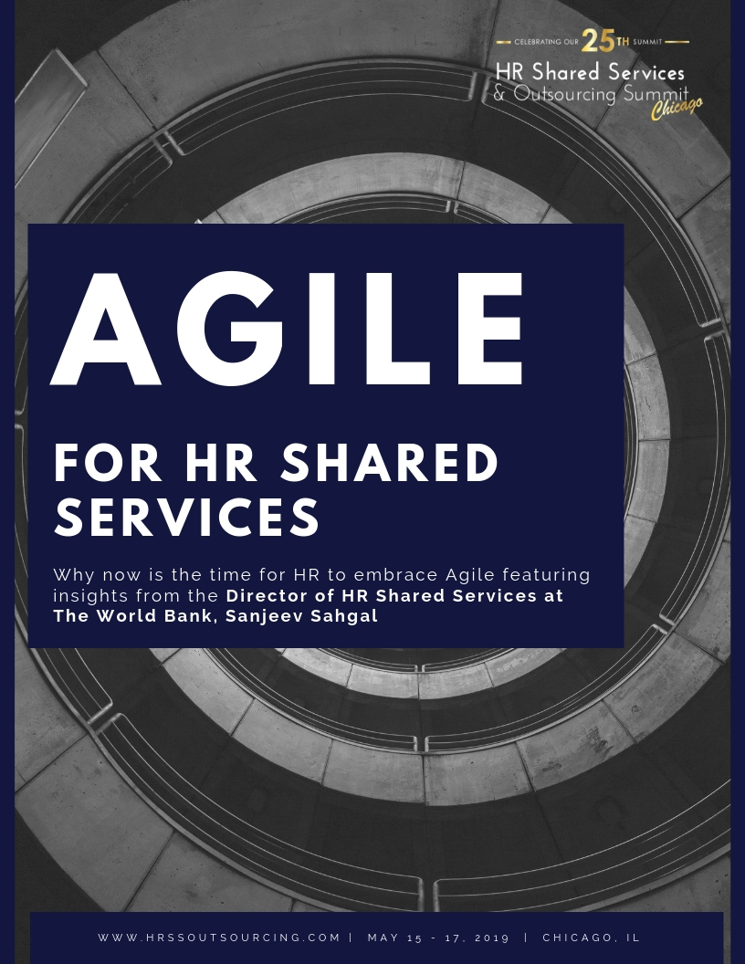 Agile for HR Shared Services