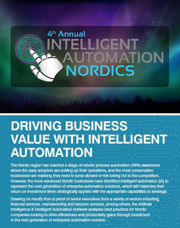 Driving Business Value with Intelligent Automation