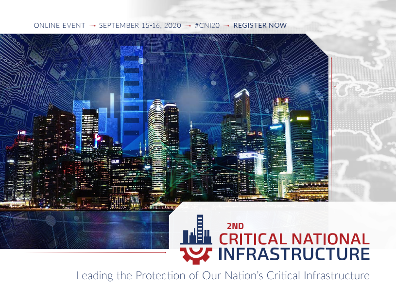 Critical National Infrastructure Online Agenda