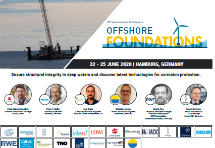 Partner Content – International Conference Offshore Foundations.  Get the Info!