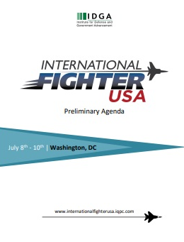 International Fighter USA 2020 Preliminary Guide