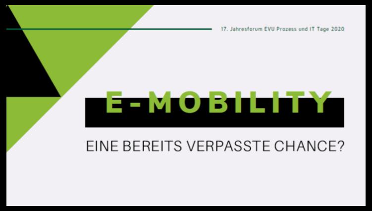 Report: Lösungsansätze für Mobilität in Energieversorgungsunternehmen