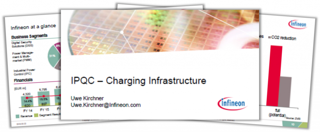 Infineon Presentation on Building a Sustainable Charging Infrastructure