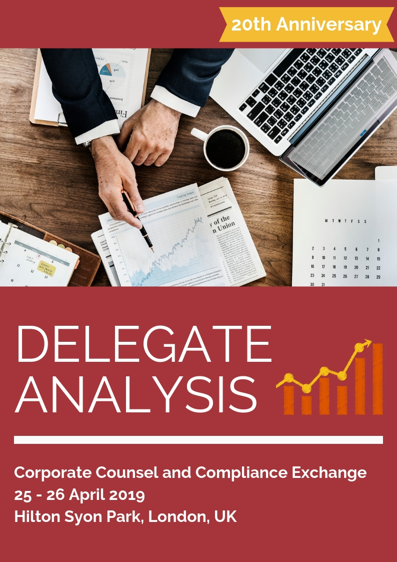 Corporate Counsel and Compliance Exchange Delegate Analysis