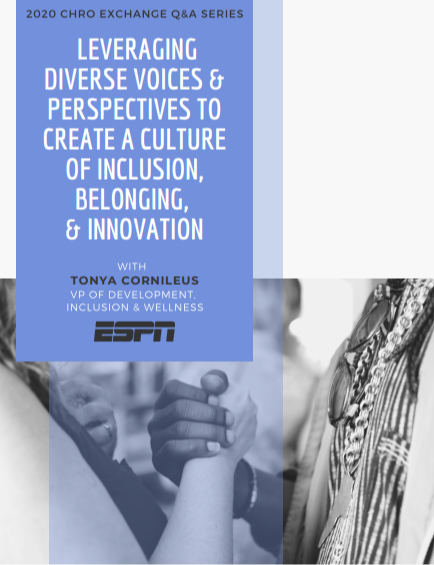 Q&A: How ESPN is Leveraging Diverse Voices & Perspectives to Create a Culture of Inclusion, Belonging, and Innovation