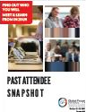 Cold Chain Global Forum 2019 - Past Attendee List