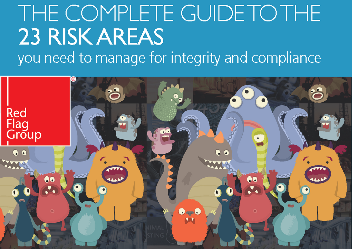 The Red Flag Group's Complete Guide to the 23 Risk Areas (SPEX)