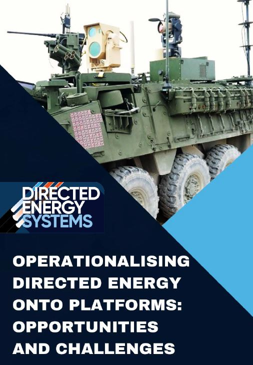 Operationalising directed energy onto platforms: Opportunities and challenges