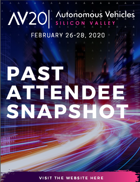 Autonomous Vehicles Past Attendee Snapshot