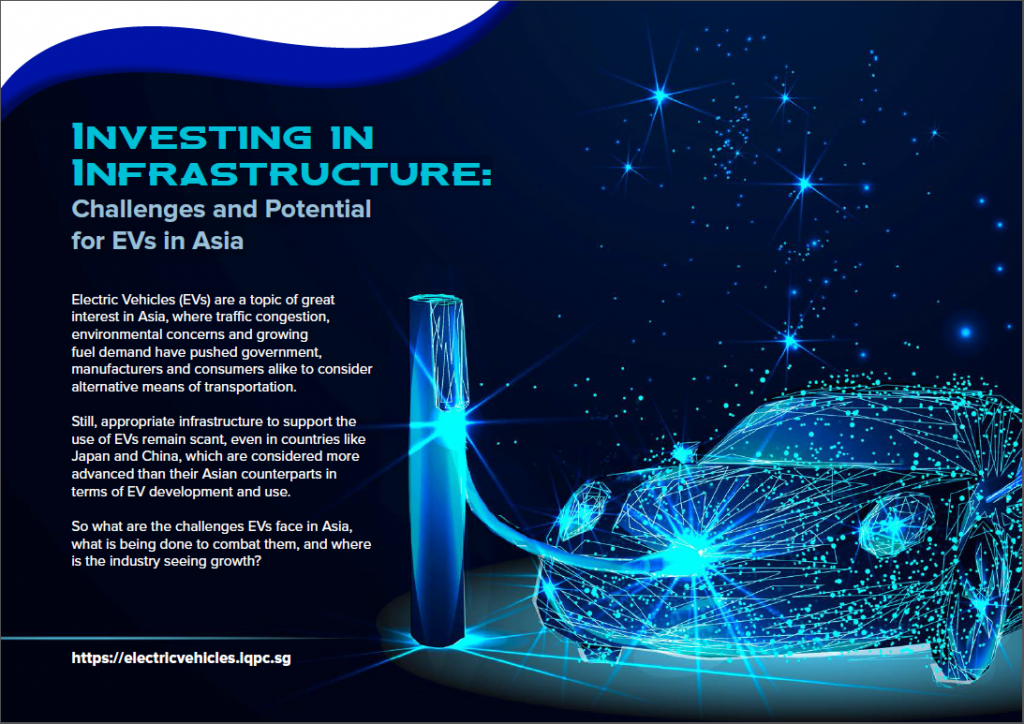 Read the Article - Investing in Infrastructure: Challenges and Potential for EVs in Asia