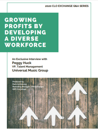 Growing Profits by Developing a Diverse Workforce - with Universal Music Group