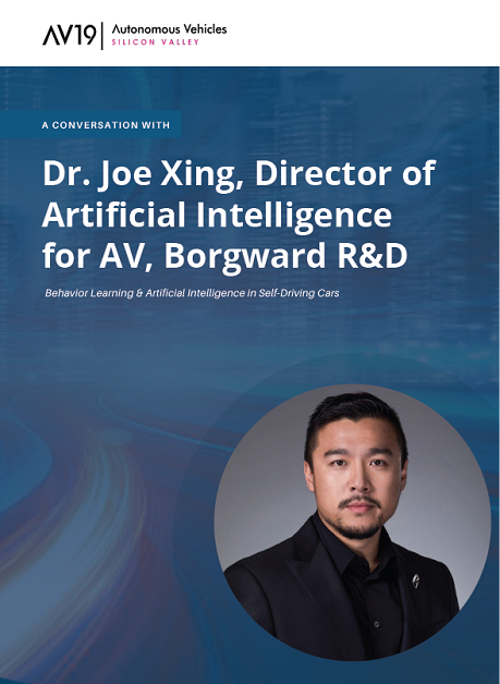 Borgward R&D on: Behavior Learning & Artificial Intelligence in Self-Driving Cars
