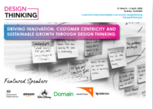 Welcome to Design Thinking 2020 - View the Official Brochure