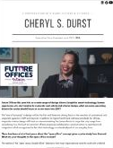 "The ""Rise of Humanity"" in Design: A Conversation with Cheryl Durst, Executive Vice President and CEO, IIDA"