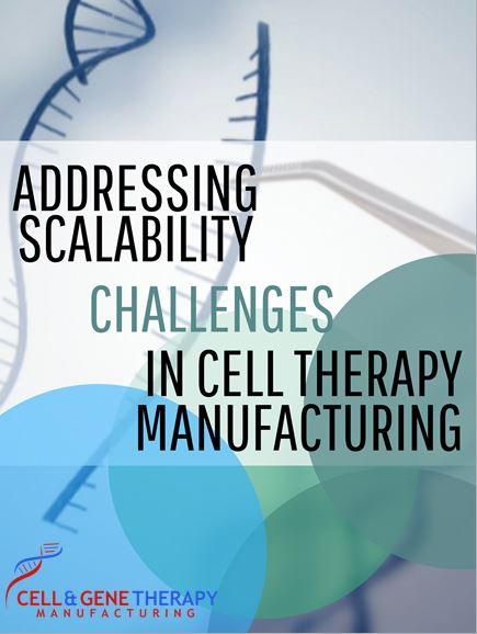 Addressing Scalability Challenges in Cell Therapy Manufacturing